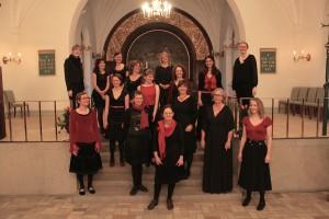 Sedjanka glæder sig til at høre hvad der sker når vi skal synge sammen med koret LYT